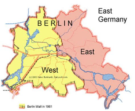 The fall of the Berlin Wall: what it meant to be there